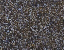 Concrete.Cast-In-Place.Exposed Aggregate.Coarse